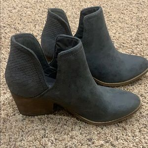 Cute boutique booties